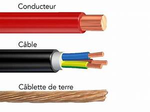 Cable De Terre 25mm2 : dossier m tier electricit ma triser leroy merlin ~ Dailycaller-alerts.com Idées de Décoration