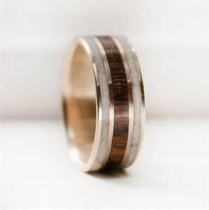 Mens Wooden Wedding Bands As Alternative Rings