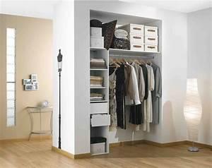 Dressing Leroy Merlin Modulable : modele de dressing leroy merlin ~ Zukunftsfamilie.com Idées de Décoration