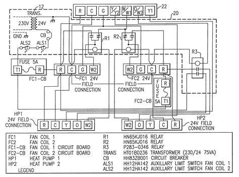 rheem heat thermostat wiring diagram