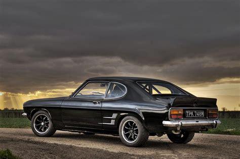 Ford Capri V8 | Evo