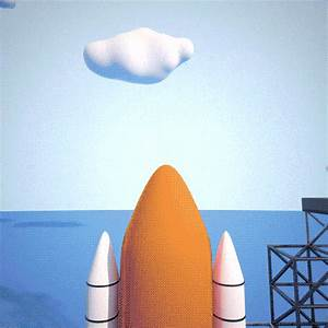 Animated Space Shuttle GIF GIFs Find & Share On Giphy ...