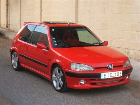 1997 Peugeot 106 Service And Repair Manual