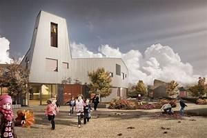 Neun Grad Architektur : neubau waldorfschule neun grad architektur ~ Frokenaadalensverden.com Haus und Dekorationen