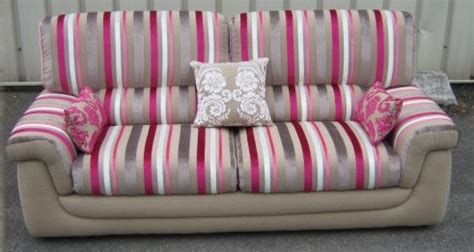 designer guild canape trasimeno tissu ameublement velours rayures fauteuil