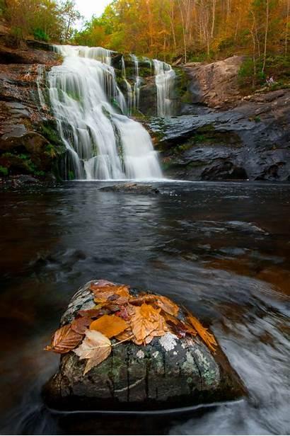 Waterfalls Unsplash Nathan Anderson Waterfall Under Sommaren