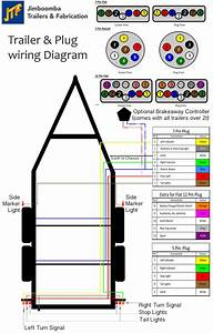 Female Trailer Plug Wiring Diagram