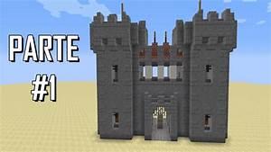 Minecraft COMO FAZER UM CASTELO PICO 1 YouTube
