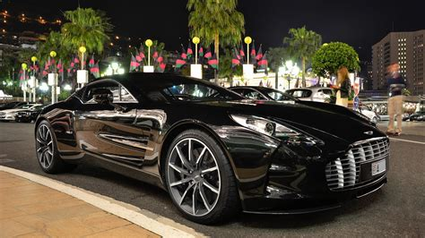 You Can Get Yourself A Brand New Aston Martin One-77 At A