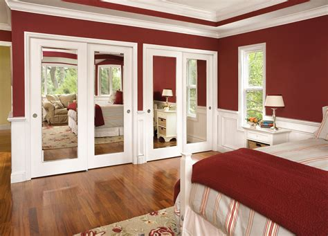 sliding closet doors for bedrooms transparent glass sliding doors with white frame placed on