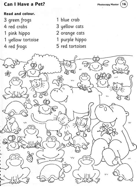 zoo worksheets animals worksheets read and colour