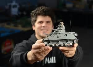LEGO Brickmania Tank