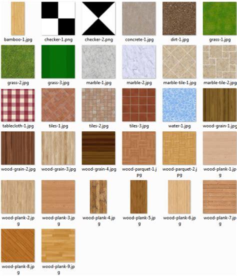floor plan textures perfecttableplan v5 improvements