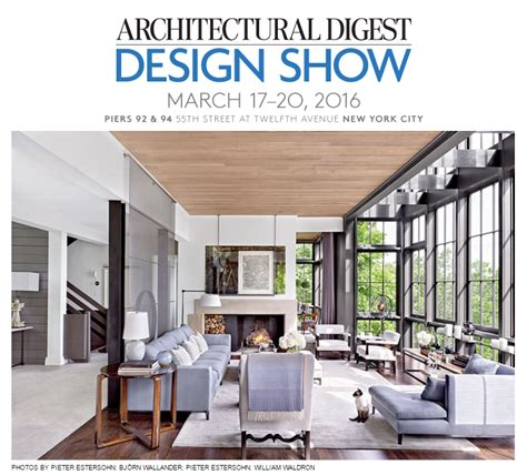 architectural digest home design show architectural home design show 2016