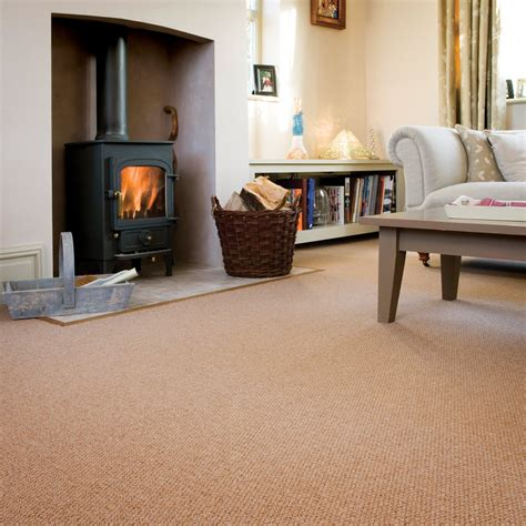 Cheap Simple Berber Deluxe Textured Carpet Living Room