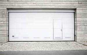 Porte De Garage Avec Portillon : prix d une porte de garage sectionnelle avec portillon ~ Melissatoandfro.com Idées de Décoration