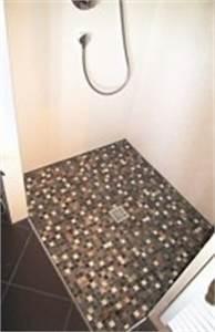 Duschvorhang Bei Dachschräge : mosaikboden dusche raum und m beldesign inspiration ~ Markanthonyermac.com Haus und Dekorationen