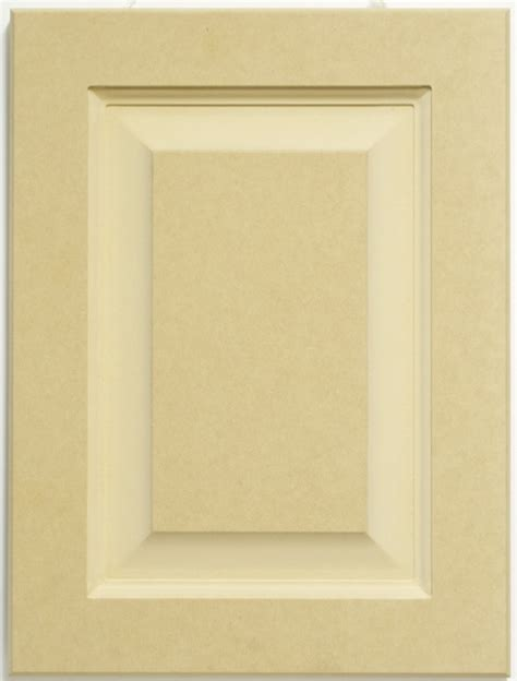 Mdf Cabinet Doors by Fentiman Mdf Kitchen Cabinet Door With A Raised Panel By