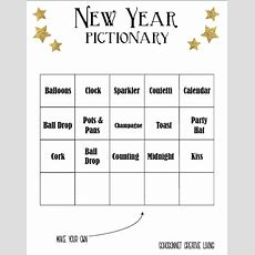 New Year's Eve Countdown Activities For Kids  Sohosonnet Creative Living