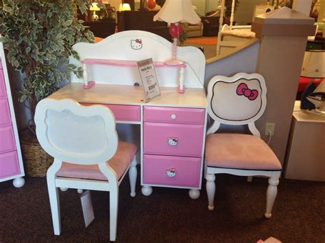 Hello Kitty Desk!  Yelp. Whiteboard Tables. Babyletto Hudson Changing Table. Green Drawer Knobs. Computer Desk Red. Metal File Drawer Dividers. Office Desk. Secret Drawer. Kitchen Table With Drawers