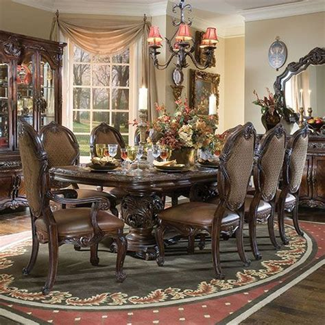 Michael Amini Dining Room Furniture   Marceladick.com