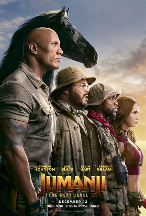 Jumanji: The Next Level (2019) Poster #7 - Trailer Addict