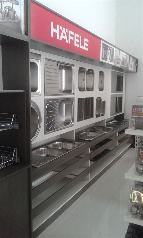 kitchen sinks module showroom interior design showroom
