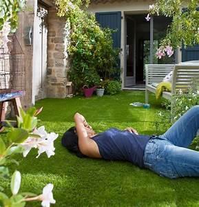 les 25 meilleures idees de la categorie gazon artificiel With terrasse jardin leroy merlin 16 bassine synthetique leroy merlin