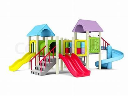 Playground Lekplats Clipart Motley Illustrations Vectors Reticent