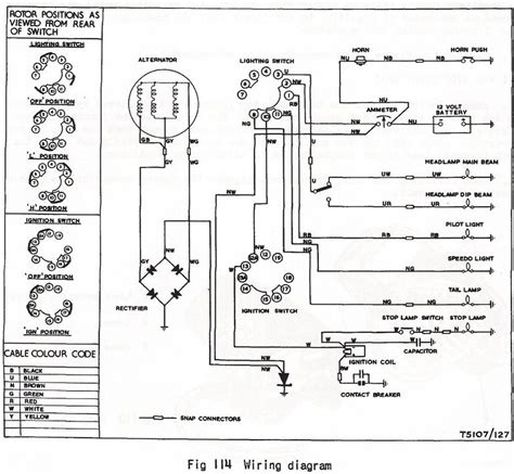 Sparx Wiring Diagram For Light by Bsa B40 Electric Help A Circuit Somewhere