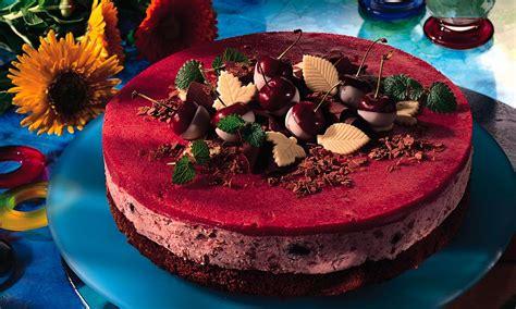 kirsch sahne kirsch sahne torte rezept dr oetker
