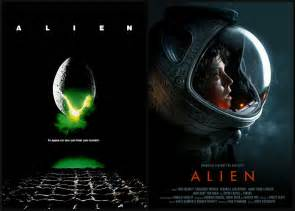 Original Vs Remaker: Posters Of Movies From The Past ...