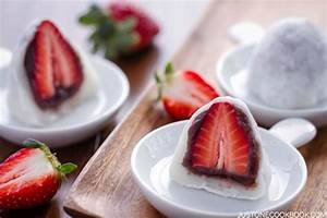 Strawberry Daifuku | Recipe | Recipe, I will and The o'jays
