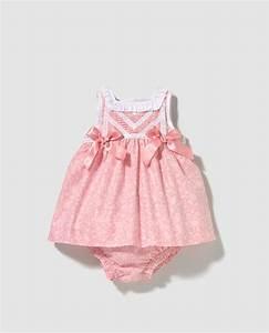 Vestido de bebé niña Dulces en rosa estampado · Dulces · Moda · El Corte Inglés