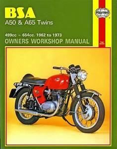 Bsa A50  U0026 A65 Twins 1962