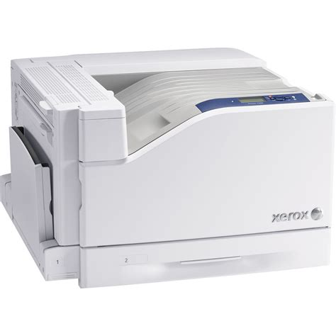 tabloid color laser printer xerox phaser 7500 n tabloid network color laser printer 7500 n