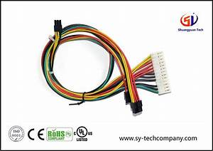 China Customized Automotive Wire Harness With 12awg