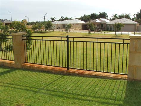 fence design ideas minimalist fence designs ideas fence aluminium garden design ideas
