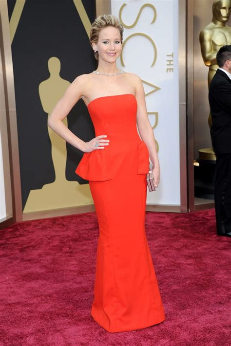 Oscars 2014 20 Of The Red Carpets Best Dressed At This