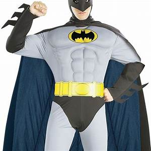 Details, About, Batman, Costume, Adult, Superhero, Halloween, Fancy, Dress