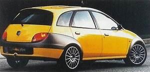 1998 Ford Touring Ka Concept Ghia