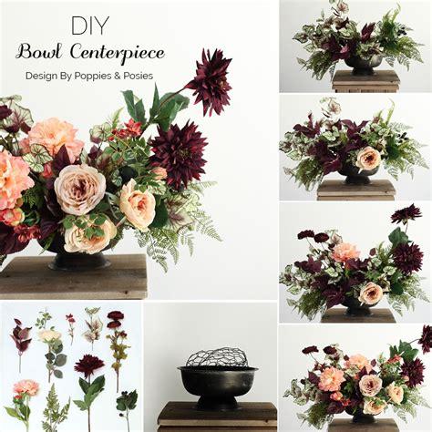 diy silk flower arrangement in 2019 fall decor diy