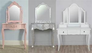Silver Mirror For Girls Room
