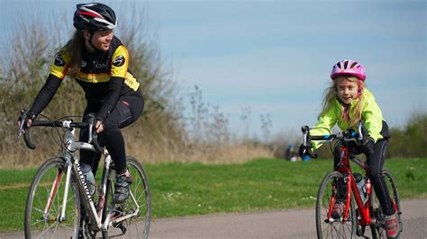 official british cycling young volunteer