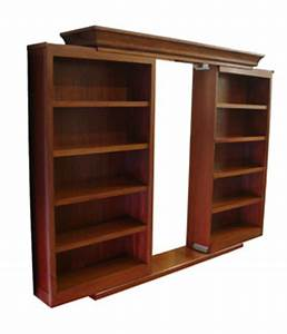 Download Sliding Bookshelf Door PDF small desk building
