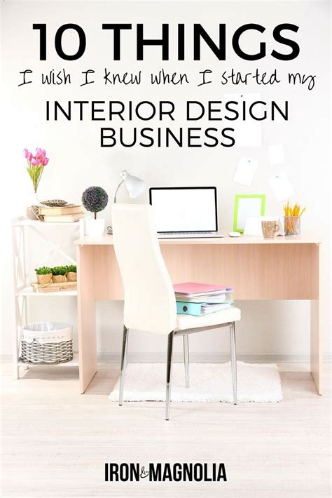 How To Start An Interior Design Business Uk