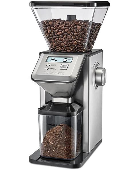 Cuisinart Deluxe Grind Conical Burr Mill   CBM 20