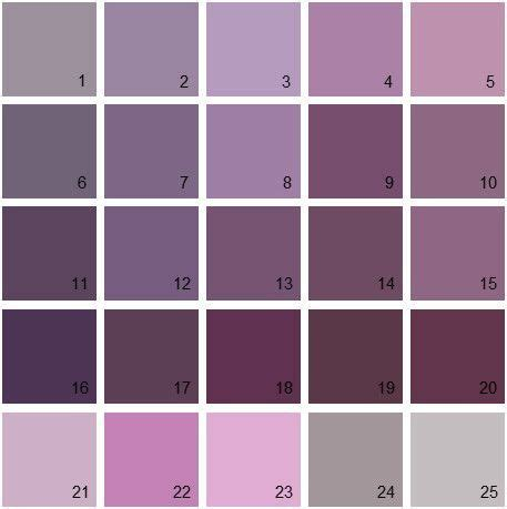 best 25 purple paint colors ideas on which