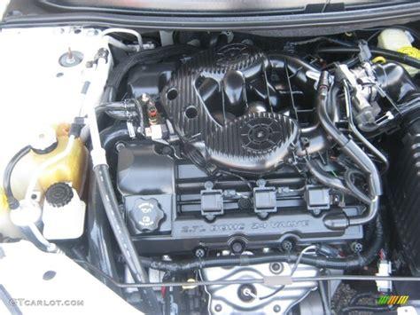 2004 Chrysler Sebring Engine by 2004 Chrysler Sebring Sedan 2 7 Liter Dohc 24 Valve V6