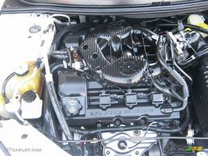 2004 Chrysler Sebring Sedan 2 7 Liter Dohc 24